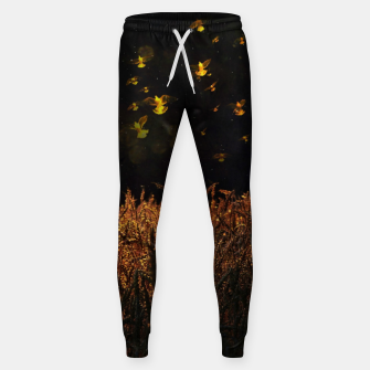 Thumbnail image of Golden wings Cotton sweatpants, Live Heroes