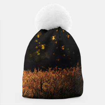 Thumbnail image of Golden wings Beanie, Live Heroes