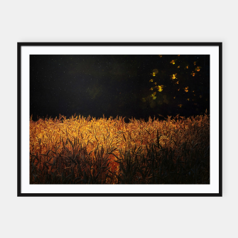 Thumbnail image of Golden wings Framed poster, Live Heroes