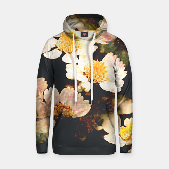 Miniaturka Colorful flower pattern Cotton hoodie, Live Heroes