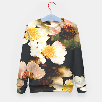 Imagen en miniatura de Colorful flower pattern Kid's sweater, Live Heroes