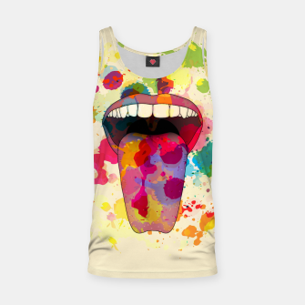 Thumbnail image of Color Tasting Tank Top, Live Heroes