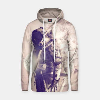 Disappearance Cotton hoodie miniature