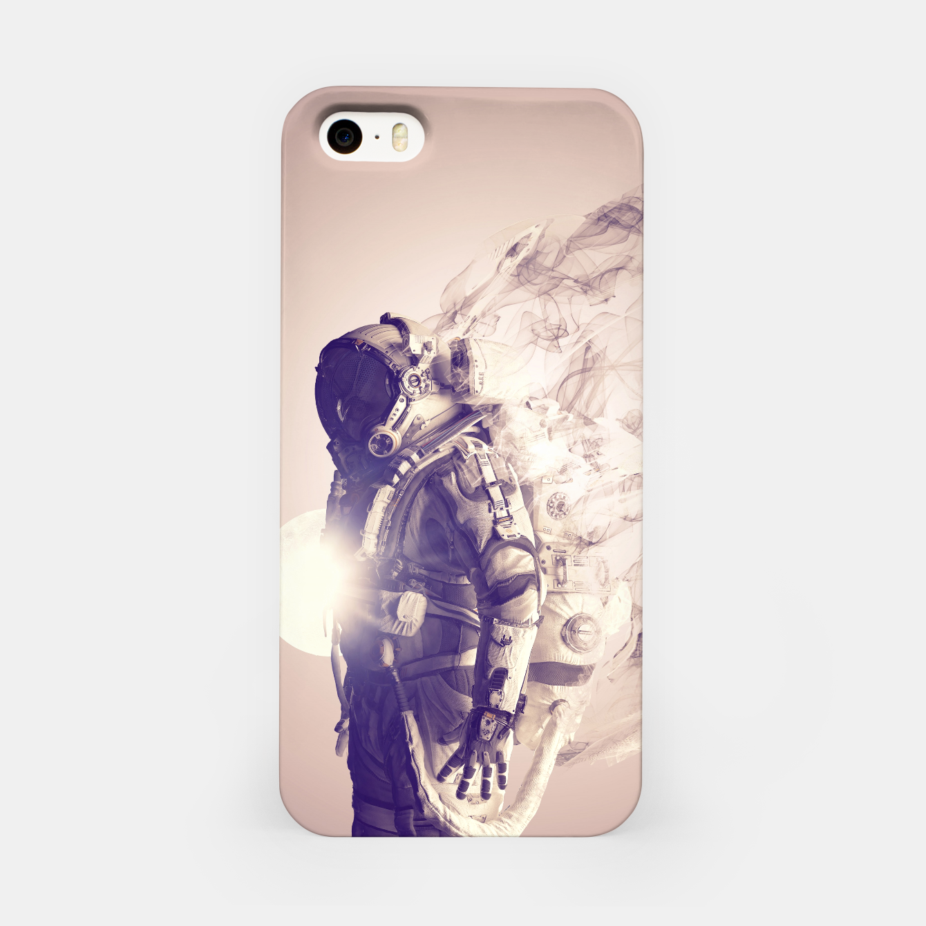 Image de Disappearance iPhone Case - Live Heroes