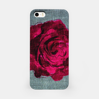 Imagen en miniatura de   Dark Rose iPhone Case, Live Heroes