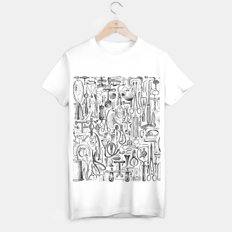 Thumbnail image of Medical Condition B&W T-shirt regular, Live Heroes