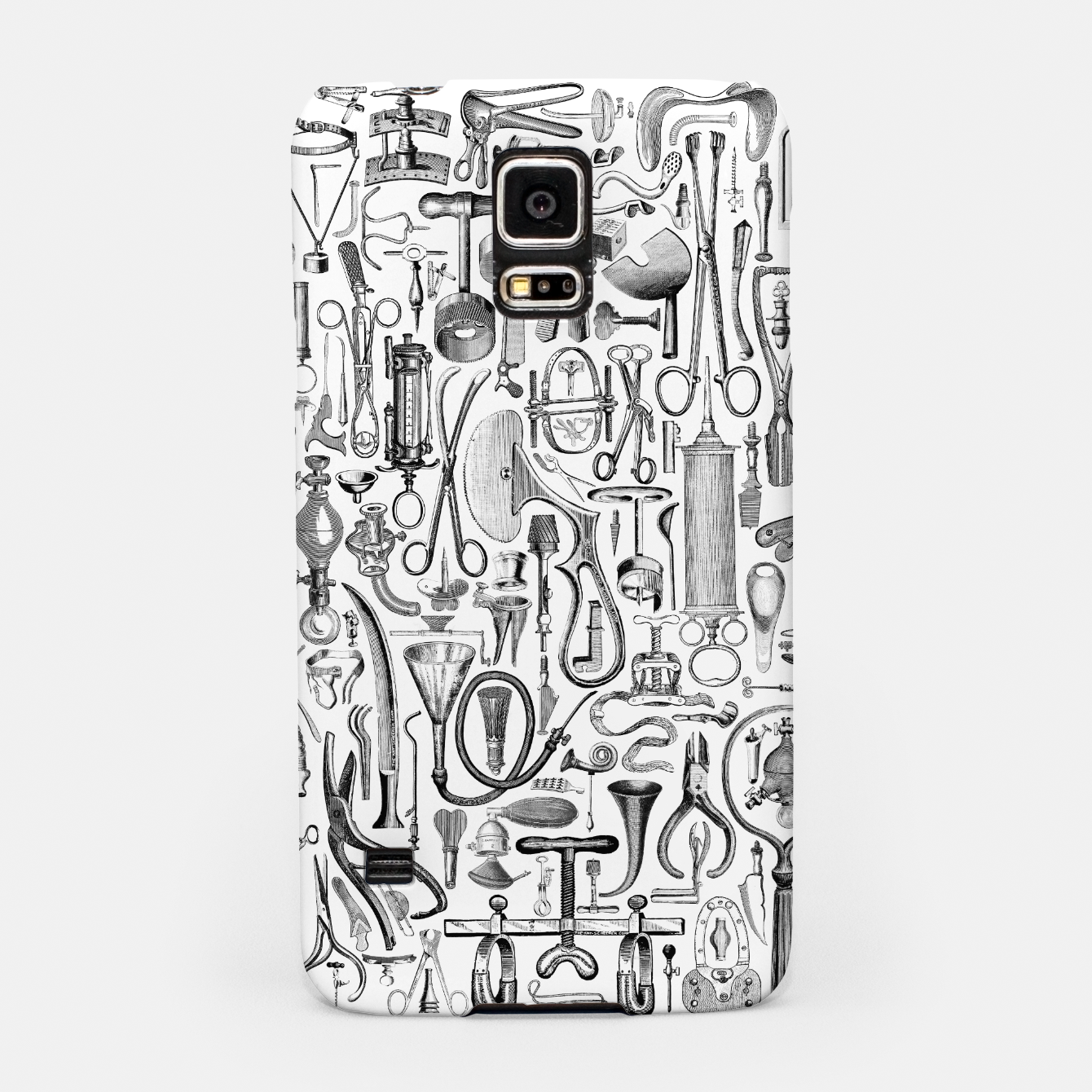 Image of Medical Condition B&W Samsung Case - Live Heroes