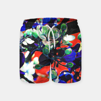 Miniaturka Touch of the orient Swim Shorts, Live Heroes