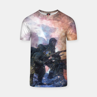Thumbnail image of Fight your Fear - T-Shirt, Live Heroes