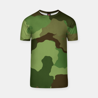 Thumbnail image of Camouflage - Tshirt, Live Heroes