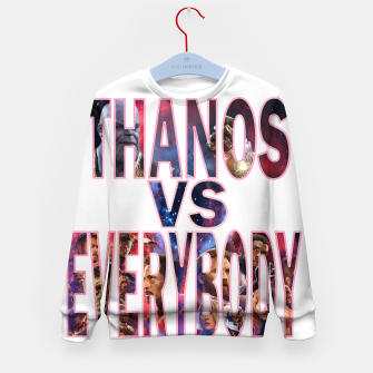 Imagen en miniatura de Infinite Vs Everybody Kid's sweater, Live Heroes