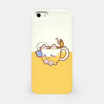 Imagen en miniatura de Kittea Yellow iPhone Case, Live Heroes
