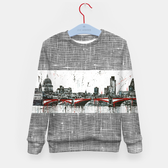 Imagen en miniatura de  London Kid's sweater, Live Heroes