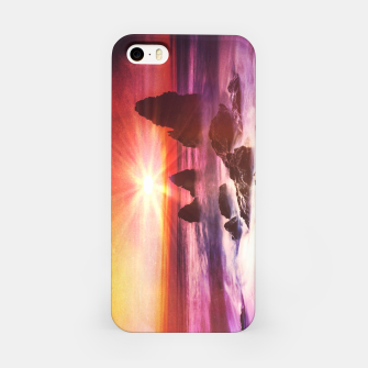 Imagen en miniatura de Heaven on Earth iPhone Case, Live Heroes