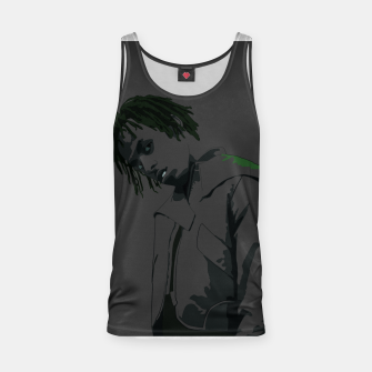 Thumbnail image of RICH THE KID Tank Top, Live Heroes