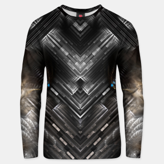 Thumbnail image of M315RL90Fractilus Cotton sweater, Live Heroes