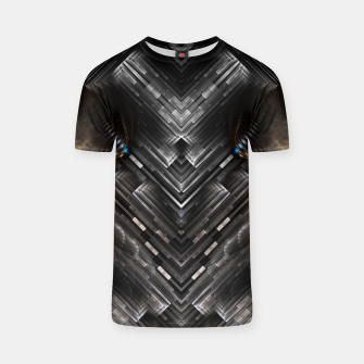 Thumbnail image of M315RL90Fractilus T-shirt, Live Heroes