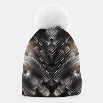 Thumbnail image of M315RL90Fractilus Beanie, Live Heroes