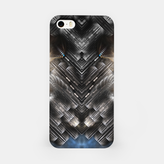 Thumbnail image of M315RL90Fractilus iPhone Case, Live Heroes