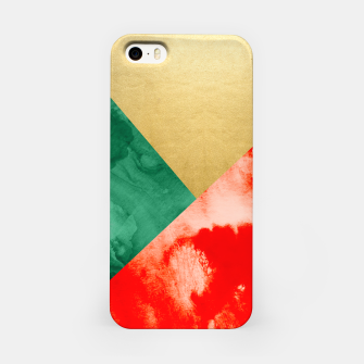 Miniatur Holiday Spirit iPhone Case, Live Heroes