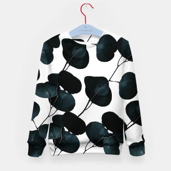Imagen en miniatura de Dark Leaves Kid's sweater, Live Heroes