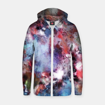 Thumbnail image of Reconnaissance Cotton zip up hoodie, Live Heroes