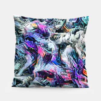 Thumbnail image of Barakudas Pillow, Live Heroes