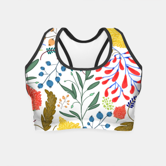 Thumbnail image of Charm  Crop Top, Live Heroes