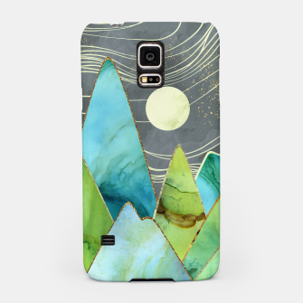 Thumbnail image of Moonlit Mountains Samsung Case, Live Heroes