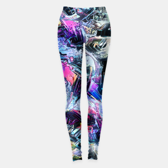 Thumbnail image of Barakudas Leggings, Live Heroes