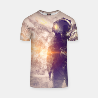 Thumbnail image of Disappearance III T-shirt, Live Heroes