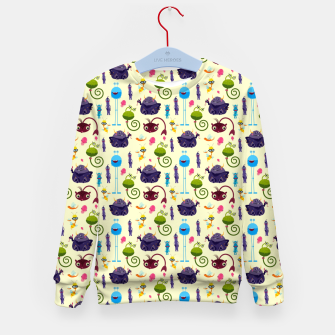 Thumbnail image of Cute Little Monsters – Kindersweatshirt, Live Heroes