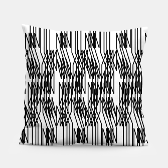 Thumbnail image of Luxury Vint. PILLOW // BLACK-WHITE, Live Heroes