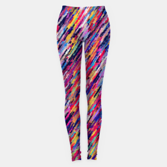 Miniaturka Raining Rainbows Leggings, Live Heroes