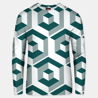 Thumbnail image of Infinity Cube Cotton sweater, Live Heroes