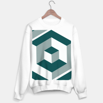 Thumbnail image of Infinity Cube Sweater regular, Live Heroes