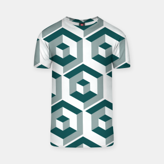 Thumbnail image of Infinity Cube T-shirt, Live Heroes