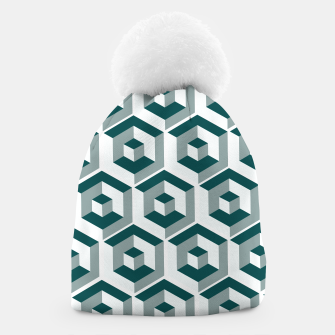 Thumbnail image of Infinity Cube Beanie, Live Heroes
