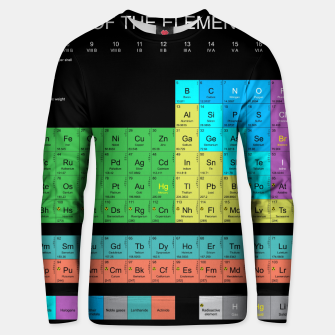 Thumbnail image of Periodic Table Of The Elements 1869s By Mendeleev Bluza bawełniana, Live Heroes