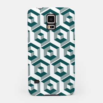 Thumbnail image of Infinity Cube Samsung Case, Live Heroes