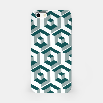 Thumbnail image of Infinity Cube iPhone Case, Live Heroes