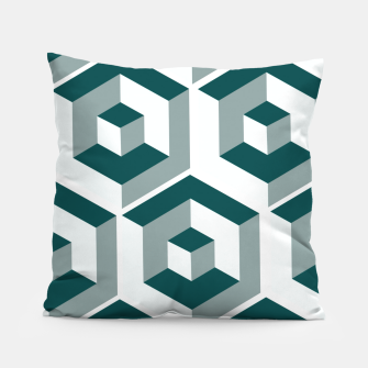 Thumbnail image of Infinity Cube Pillow, Live Heroes