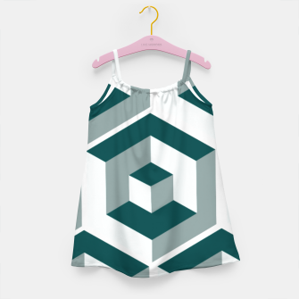 Thumbnail image of Infinity Cube Girl's dress, Live Heroes