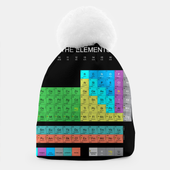 Thumbnail image of Periodic Table Of The Elements 1869s By Mendeleev Czapka, Live Heroes