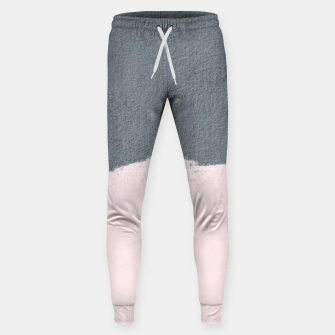 Thumbnail image of Classic Pastel Cotton sweatpants, Live Heroes