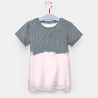 Thumbnail image of Classic Pastel Kid's t-shirt, Live Heroes