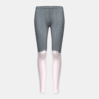 Thumbnail image of Classic Pastel Girl's leggings, Live Heroes