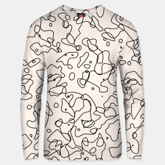 Thumbnail image of Randomness Cotton sweater, Live Heroes