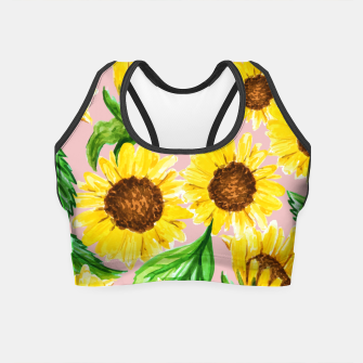 Thumbnail image of Sunny Crop Top, Live Heroes