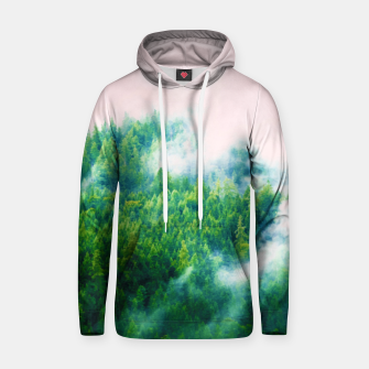 Miniatur Into The Fog Cotton hoodie, Live Heroes